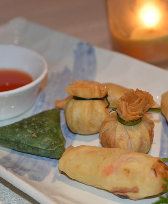 Antipasto misto  – Hari restaurant – Hari ristorante giapponese con cucina asiatica roma – Consegne a domicilio (TakeAway) – Prenotazione