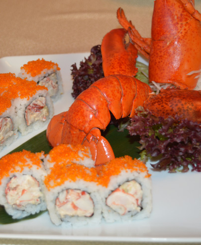 Astice maki mini - Hari ristorante giapponese con cucina asiatica roma - Consegne -TakeAway - Honkonese - Hong kong