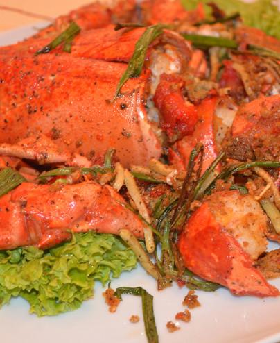 Astice mini - Hari ristorante giapponese con cucina asiatica roma - Consegne -TakeAway - Honkonese - Hong kong