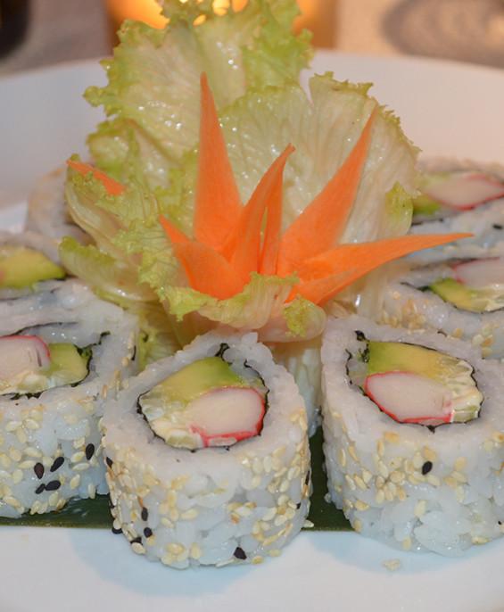 California maki  – Hari restaurant – Hari ristorante giapponese con cucina asiatica roma – Consegne a domicilio (TakeAway) – Prenotazione