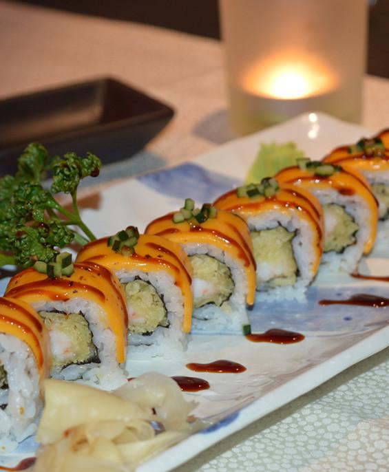 Cheddar maki  – Hari restaurant – Hari ristorante giapponese con cucina asiatica roma – Consegne a domicilio (TakeAway) – Prenotazione