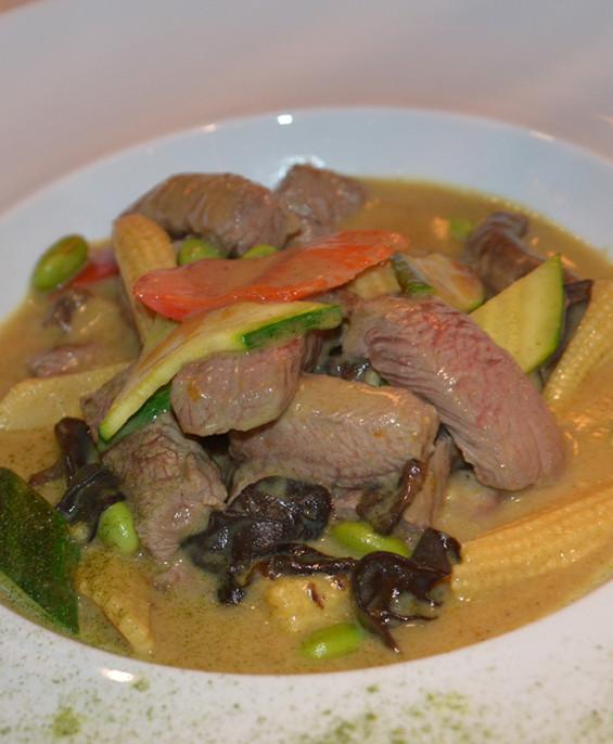 Filetto di manzo con curry giapponese  – Hari restaurant – Hari ristorante giapponese con cucina asiatica roma – Consegne a domicilio (TakeAway) – Prenotazione