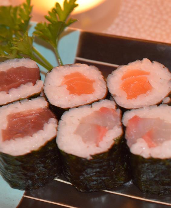 Hosomaki misto mini – Hari restaurant – Hari ristorante giapponese con cucina asiatica roma – Consegne a domicilio (TakeAway) –
