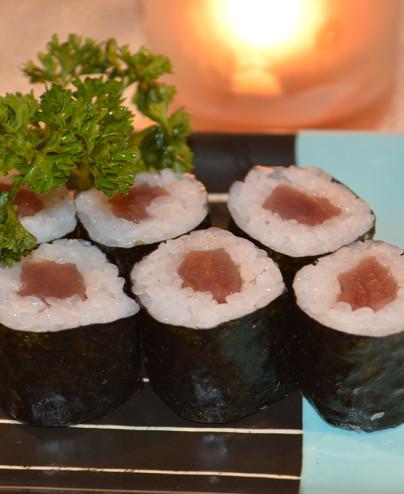 Hosomaki tonno mini - Hari restaurant - Hari ristorante giapponese con cucina asiatica roma - Consegne a domicilio (TakeAway) -