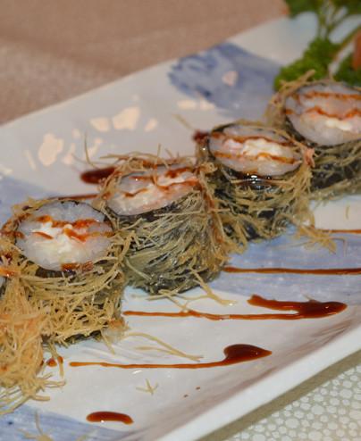 Nido maki mini - Hari ristorante giapponese con cucina asiatica roma - Consegne -TakeAway - Honkonese - Hong kong