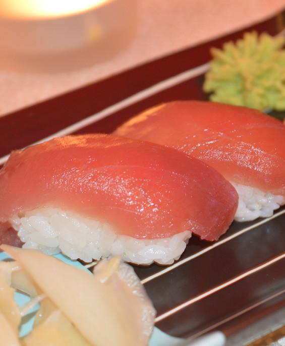 Nigiri Tonno mini – Hari restaurant – Hari ristorante giapponese con cucina asiatica roma – Consegne a domicilio (TakeAway) – Pr