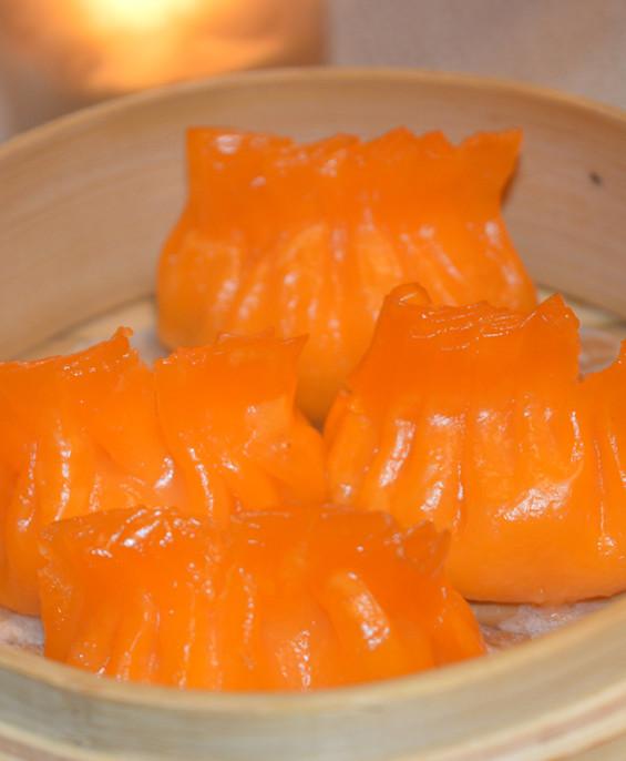 Ravioli aragosta mini – Hari restaurant – Hari ristorante giapponese con cucina asiatica roma – Consegne a domicilio (TakeAway)