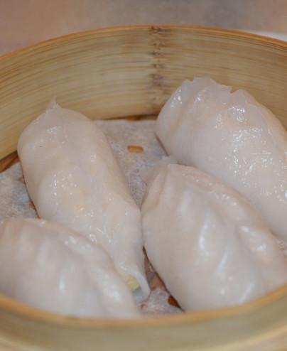 Ravioli capesante mini - Hari restaurant - Hari ristorante giapponese con cucina asiatica roma - Consegne a domicilio (TakeAway)