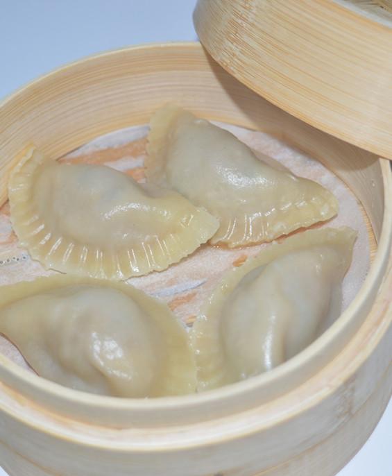 Ravioli di suino vapore mini – Hari restaurant – Hari ristorante giapponese con cucina asiatica roma – Consegne a domicilio (Tak