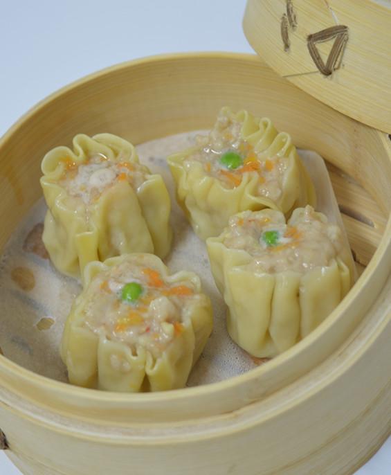 Ravioli gamberi e suino mini – Hari restaurant – Hari ristorante giapponese con cucina asiatica roma – Consegne a domicilio (Tak