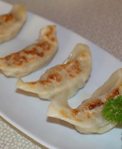 Ravioli pollo mini  Hari restaurant - Hari ristorante giapponese con cucina asiatica roma - Consegne -TakeAway - Honkonese - Hong kong