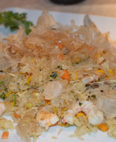 Riso con frutti di mare mini   - Hari restaurant - Hari ristorante giapponese con cucina asiatica roma - Consegne a domicilio (T