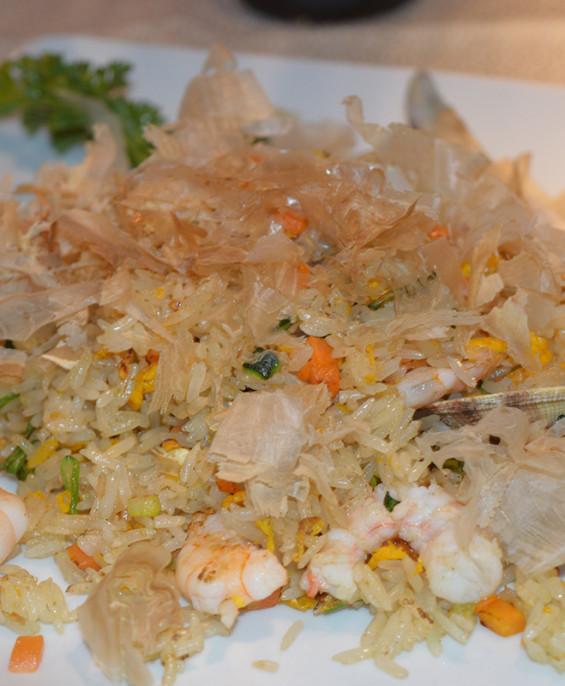 Riso con frutti di mare mini   – Hari restaurant – Hari ristorante giapponese con cucina asiatica roma – Consegne a domicilio (T