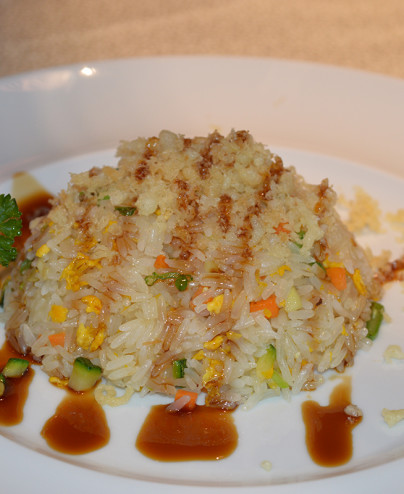 Riso con misto verdure mini   - Hari restaurant - Hari ristorante giapponese con cucina asiatica roma - Consegne a domicilio (Ta