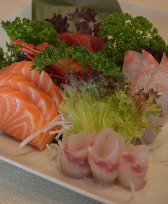 Sashimi misto mini – Hari ristorante giapponese con cucina asiatica roma – Consegne -TakeAway – Honkonese – Hong kong