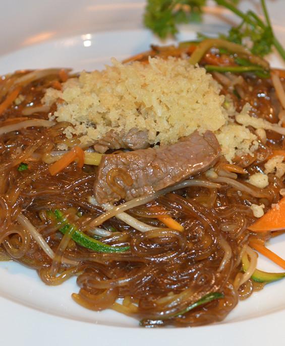Spaghetti di patate mini   – Hari restaurant – Hari ristorante giapponese con cucina asiatica roma – Consegne a domicilio (TakeA