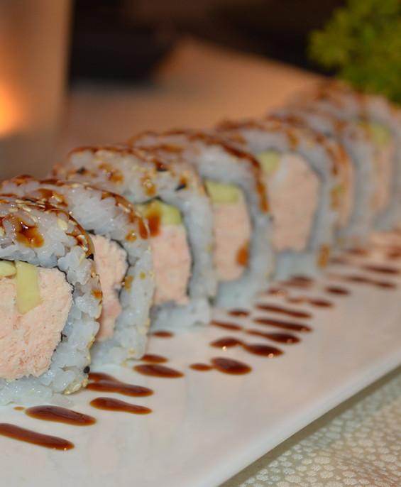 Sushi maki mini – Hari restaurant – Hari ristorante giapponese con cucina asiatica roma – Consegne a domicilio (TakeAway) – Pren