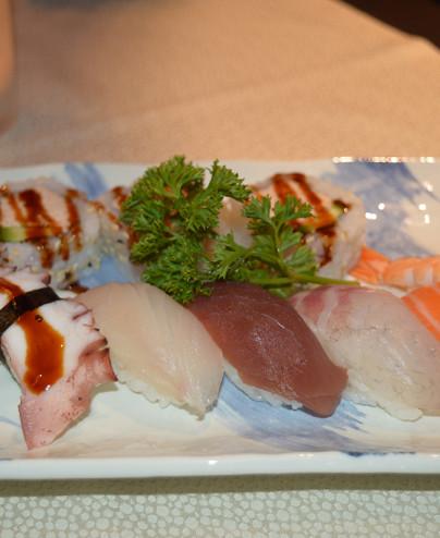 Sushi misto mini  - Hari restaurant - Hari ristorante giapponese con cucina asiatica roma - Consegne a domicilio (TakeAway) - Pr