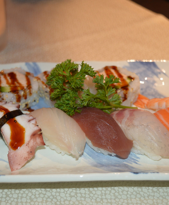 Sushi misto mini  – Hari restaurant – Hari ristorante giapponese con cucina asiatica roma – Consegne a domicilio (TakeAway) – Pr
