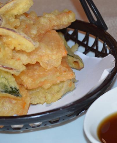 Tempura di verdure miste mini  Hari restaurant - Hari ristorante giapponese con cucina asiatica roma - Consegne -TakeAway - Honk