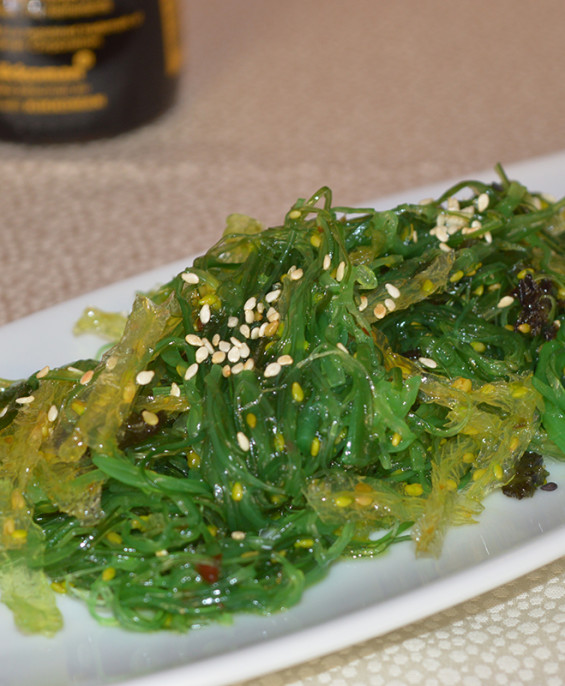 Wakame mini  Hari restaurant – Hari ristorante giapponese con cucina asiatica roma – Consegne -TakeAway – Honkonese – Hong kong