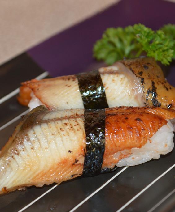 nigiri anguilla mini  Hari restaurant – Hari ristorante giapponese con cucina asiatica roma – Consegne -TakeAway – Honkonese – H