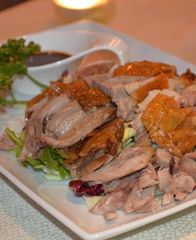 Anatra al forno  - Hari restaurant - Hari ristorante giapponese con cucina asiatica roma - Consegne a domicilio (TakeAway) - Prenotazione