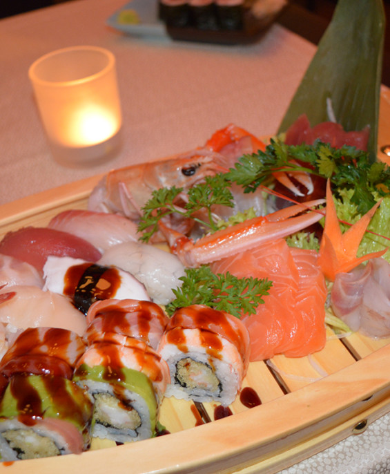 Barca Family  – Hari restaurant – Hari ristorante giapponese con cucina asiatica roma – Consegne a domicilio (TakeAway) – Prenotazione