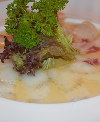 Carpaccio misto mini   - Hari restaurant - Hari ristorante giapponese con cucina asiatica roma - Consegne a domicilio (TakeAway)
