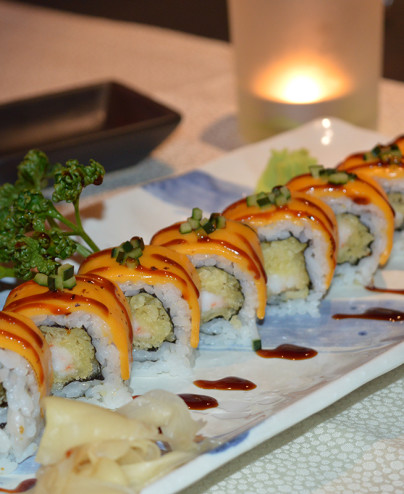 Cheddar maki  - Hari restaurant - Hari ristorante giapponese con cucina asiatica roma - Consegne a domicilio (TakeAway) - Prenotazione