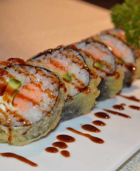 Futo maki mini  – Hari restaurant – Hari ristorante giapponese con cucina asiatica roma – Consegne a domicilio (TakeAway) – Pren