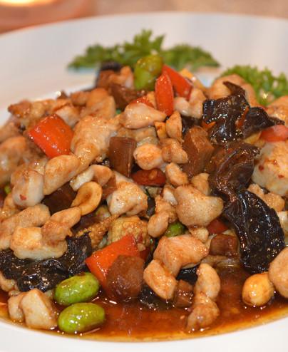 Gonbao mini - Hari restaurant - Hari ristorante giapponese con cucina asiatica roma - Consegne a domicilio (TakeAway) - Pren
