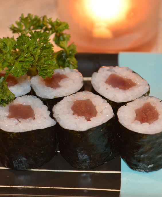 Hosomaki tonno mini – Hari restaurant – Hari ristorante giapponese con cucina asiatica roma – Consegne a domicilio (TakeAway) –