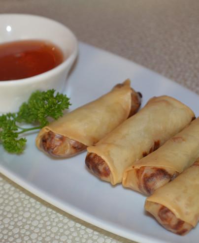 Involtini tailandese mini  Hari restaurant - Hari ristorante giapponese con cucina asiatica roma - Consegne -TakeAway - Honkones