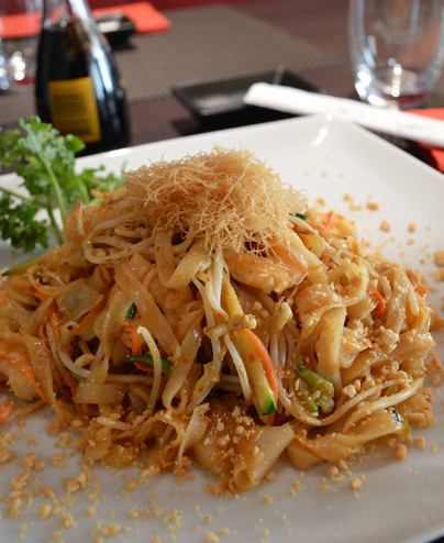 Pad Thai mini - Hari restaurant - Hari ristorante giapponese con cucina asiatica roma - Consegne a domicilio (TakeAway) - Pren
