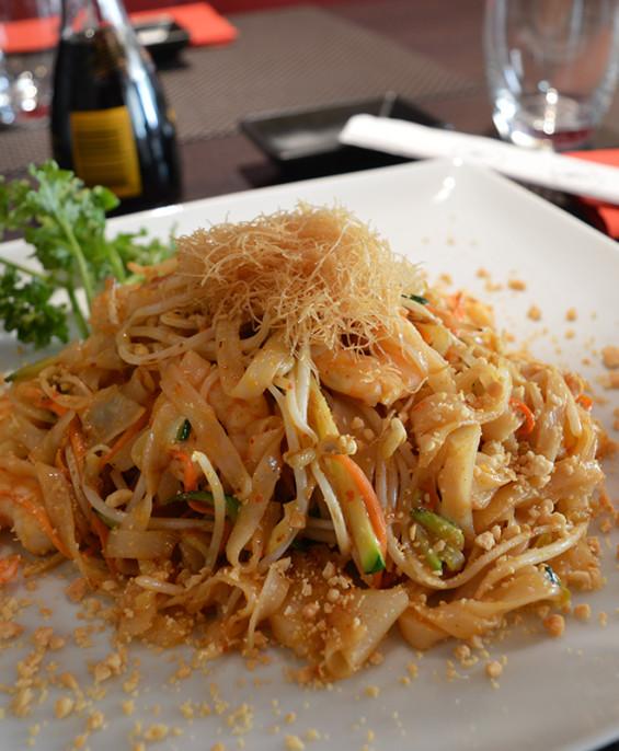 Pad Thai mini – Hari restaurant – Hari ristorante giapponese con cucina asiatica roma – Consegne a domicilio (TakeAway) – Pren