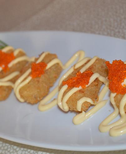 Patate mini - Hari restaurant - Hari ristorante giapponese con cucina asiatica roma - Consegne -TakeAway - Honkonese - Hong kong