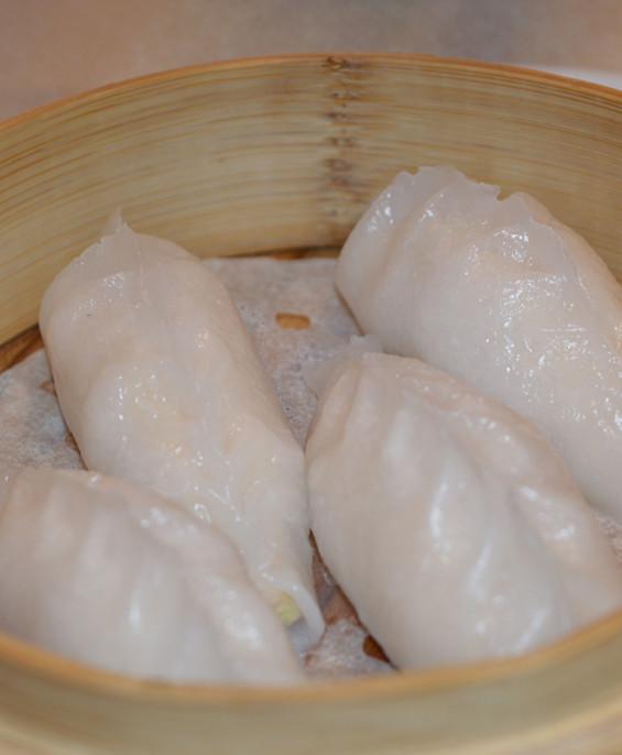 Ravioli capesante mini – Hari restaurant – Hari ristorante giapponese con cucina asiatica roma – Consegne a domicilio (TakeAway)