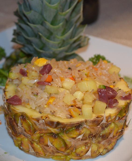 Riso con ananas mini   – Hari restaurant – Hari ristorante giapponese con cucina asiatica roma – Consegne a domicilio (TakeAway)