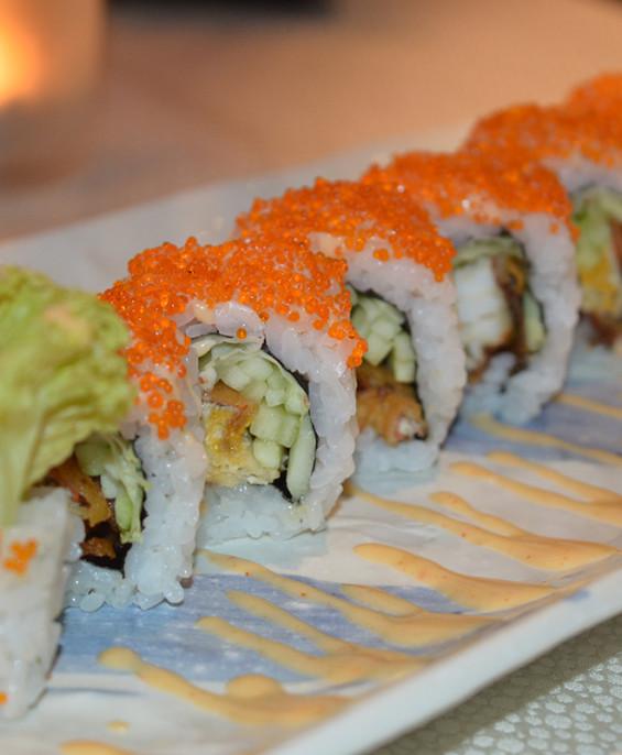 Softshell maki mini   – Hari restaurant – Hari ristorante giapponese con cucina asiatica roma – Consegne a domicilio (TakeAway)