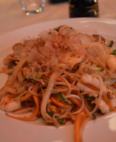 Spaghetti uton ai frutti di mare  - Hari restaurant - Hari ristorante giapponese con cucina asiatica roma - Consegne a domicilio (TakeAway) - Prenotazione
