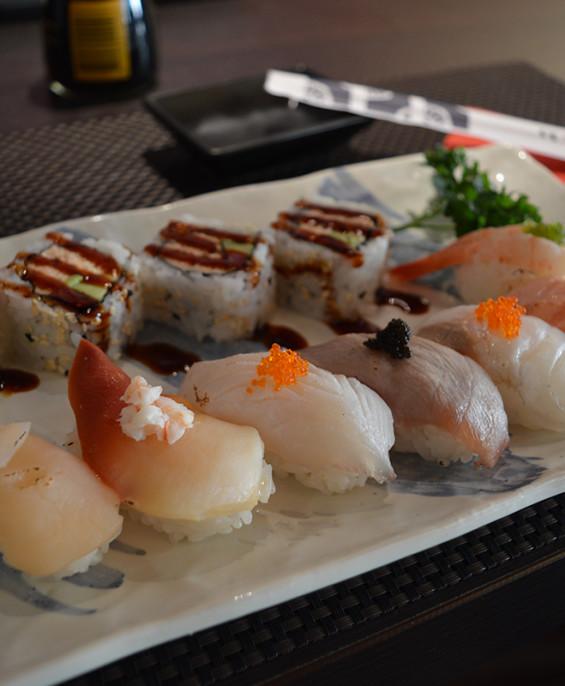 Sushi Speciale  – Hari restaurant – Hari ristorante giapponese con cucina asiatica roma – Consegne a domicilio (TakeAway) – Prenotazione
