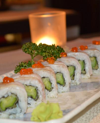 Suzuka maki  - Hari restaurant - Hari ristorante giapponese con cucina asiatica roma - Consegne a domicilio (TakeAway) - Prenotazione