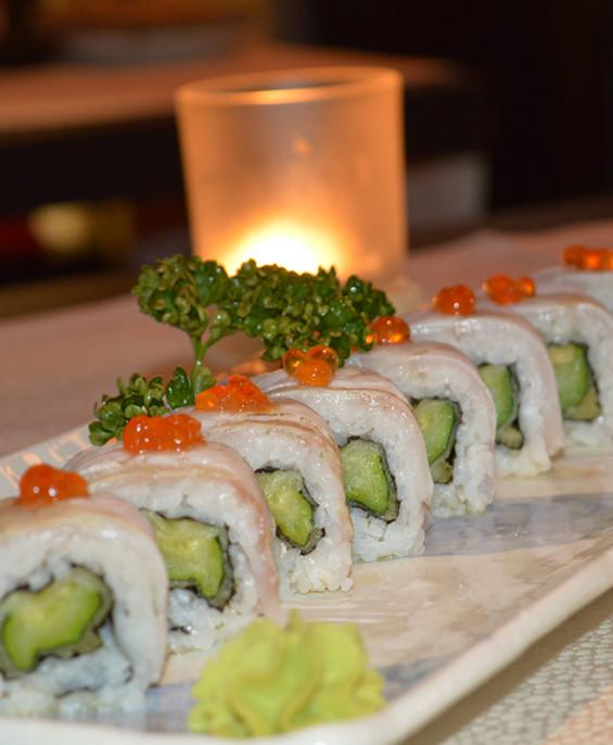 Suzuka maki  – Hari restaurant – Hari ristorante giapponese con cucina asiatica roma – Consegne a domicilio (TakeAway) – Prenotazione