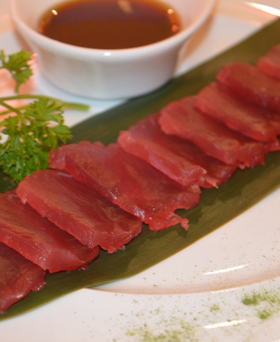 Tataki tonno mini - Hari ristorante giapponese con cucina asiatica roma - Consegne -TakeAway - Honkonese - Hong kong