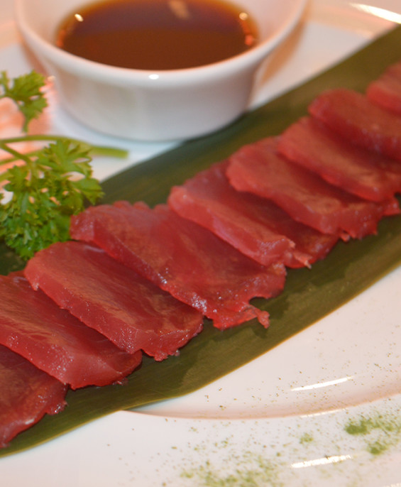 Tataki tonno mini – Hari ristorante giapponese con cucina asiatica roma – Consegne -TakeAway – Honkonese – Hong kong