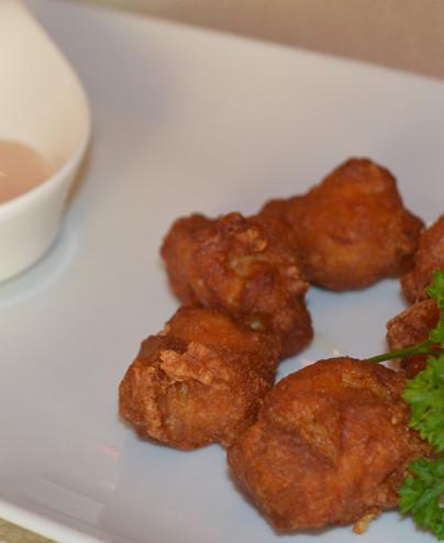 Tempura di pollo mini  Hari restaurant - Hari ristorante giapponese con cucina asiatica roma - Consegne -TakeAway - Honkonese -