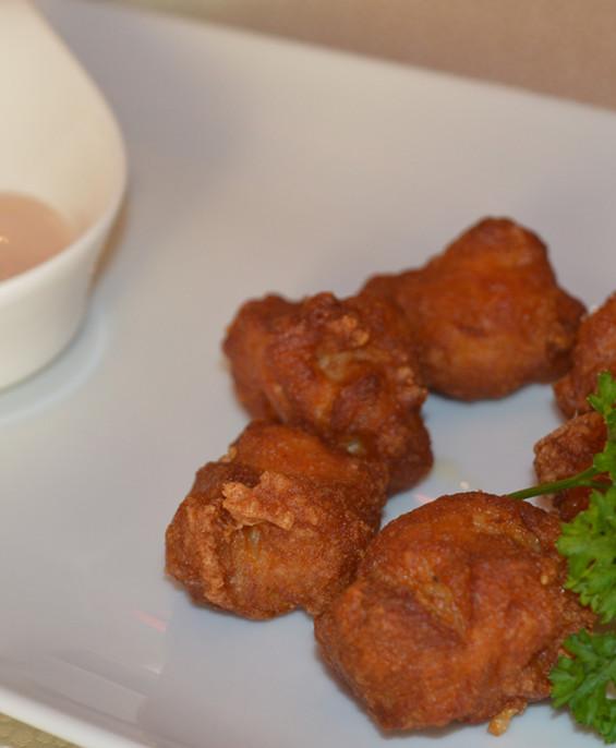 Tempura di pollo mini  Hari restaurant – Hari ristorante giapponese con cucina asiatica roma – Consegne -TakeAway – Honkonese –