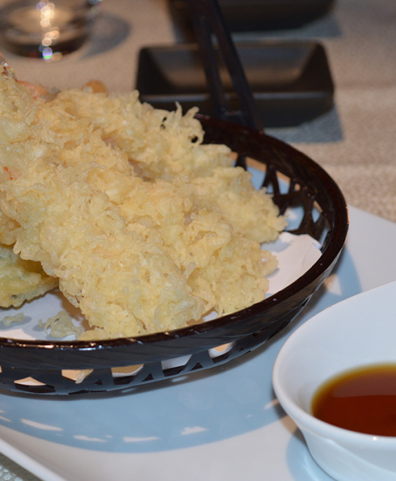 Tempura misto  – Hari restaurant – Hari ristorante giapponese con cucina asiatica roma – Consegne a domicilio (TakeAway) – Prenotazione